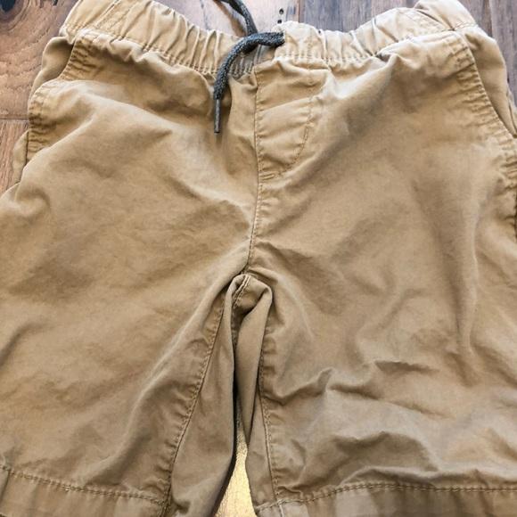 Gap Baby Boy Wearlight Pull On Denim Shorts Bottom Medium Wash Size 6-12 Months